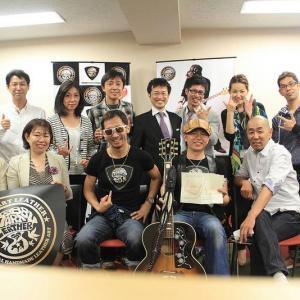 Bobby Art Leatherキックオフパーティー in TOKYO(2013.5.28)