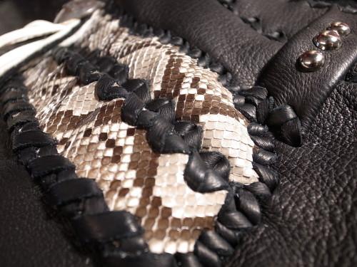 Bobby Art Leather ichiro MODEL