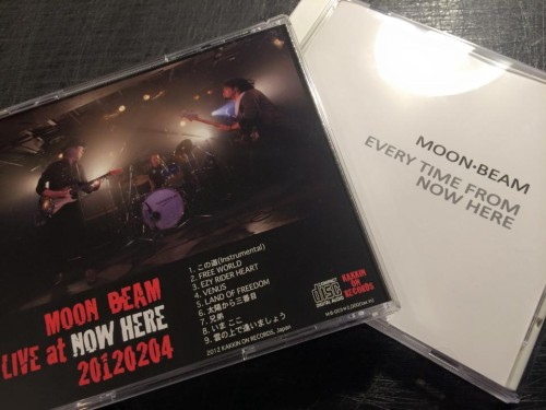 MOON・BEAM CD