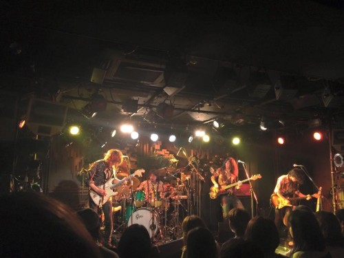 "ichiro 2015 Tour ""Blues Rock On""OSAKA"