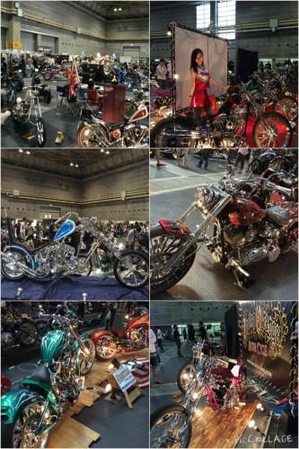 """2015年7月26日(日)インテックス大阪3号館にて開催されるカスタムバイクの祭典""""NEW ORDER CHOPPER SHOW 2015(ニューオーダーチョッパーショー)"""