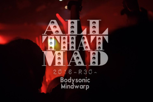 ALL THAT MAD2016