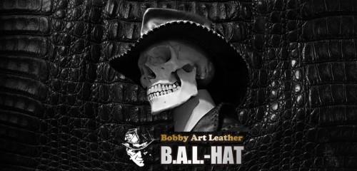 ロック系・革ジャン・ハット・革製品オーダー専門レザーブランド Bobby Art Leather [ボビーアートレザー]